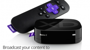 Go live on ROKU