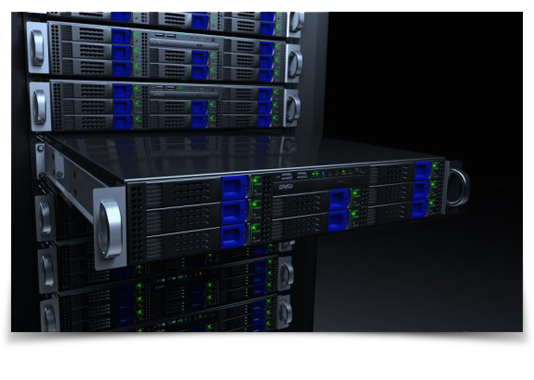 Eyepartner Streaming Server Racks